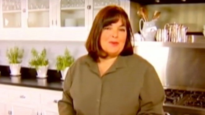 The Barefoot Contessa shares how you can use sour cream to make velvety rich mashed potatoes.