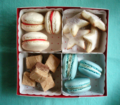 Holiday cookie gifts packaging shipping tips for Homemade baked goods for christmas gifts